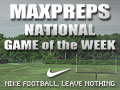 9/26 Game of the Week - St. Xavier vs Trinity, KY