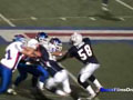 Matt Longo - Tesoro, CA 08 FB (vs. Los Alamitos)