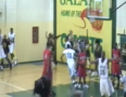 """Slick"" Nick Hansberry gets a steal and MASHES on"
