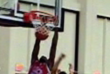Quincy Acy-Horn, HS Texas Basketball 08