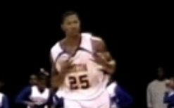 Derrick Rose and K. Johnson, Simeon 07