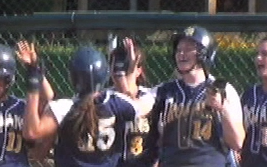 Oak Ridge Softball 2008