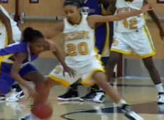 Lynwood Girls Basketball 2008