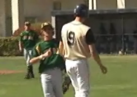 Live Oak vs A. Mitty 08 Baseball