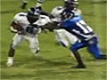 Angelo Hadley - Armwood, FL Football 07