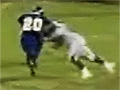 Jamiel (Petey) Smith - Armwood, FL Football 07