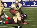 Daveon Barner - Poly (Long Beach, CA) 2007 Footbal
