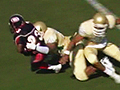 Juwuan Brown - Poly (Long Beach, CA) 2007 Football