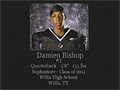 Damien Bishop - Willis, TX
