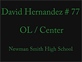 David Hernandez - Smith (Carrollton, TX)
