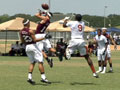 Bowie (Arlington, TX) vs. Cy-Fair, TX - 7 on 7
