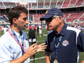 Coach Smith Interview - Aquinas, FL Football