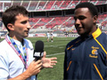 "Thumbnail url for ""Giovanni Bernard Interview - Aquinas, FL Football"""