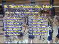 St. Thomas Aquinas, FL 2009-2010 Volleyball