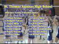 St. Thomas Aquinas, FL 2009-2010 Volleyball