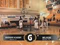 Riverside Academy, LA vs Melrose, TN : ATG