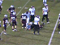 "Thumbnail url for ""Zach Hill #30 - Gettysburg, PA 2009 Football"""