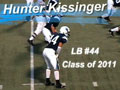 Har-Ber, AR - Hunter Kissinger Highlights 2009