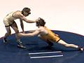 CIF Wrestling - Grubbs vs Zimmer 2010