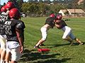 Healdsburg, CA - Football Preview