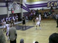 robert lewis 33 gets basket