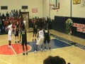 Kennedy Offensive Rebound and Put Back
