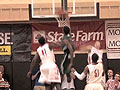 Christ School, NC - One handed dunk