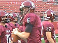 St. Joseph's, PA - Skyler Mornhinweg QB Highlights