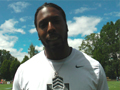 Dwayne Bowe interview