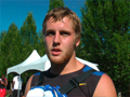 2012 Alabama - Dillon Lee interview