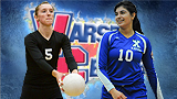Varsity Center - 2012 VB Players of the Year