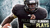 2012 Top Football Plays - Runs - Part 1