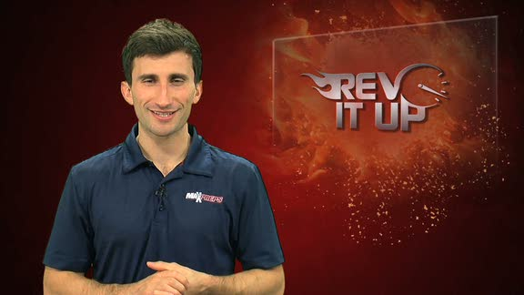 Video clip cover image: Not the top 25 but top 100 on Rev It Up with Chris Stonebraker
