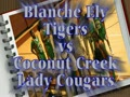 Coconut Creek Lady Cougars v. Blanche Ely Tigers 5