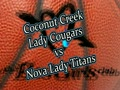 Lady Cougars vs. Nova Lady Titans 9