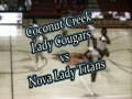 Lady Cougars vs. Nova Lady Titans 10