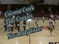 Lady Cougars vs. Nova Lady Titans 14
