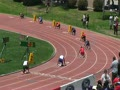 Trinity League Finals Varsity 4x100