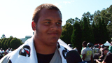Eddie Vanderdoes Interview - NIKE The Opening 2012