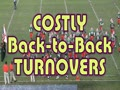 Blanche Ely vs Taravella - Costly Turnovers