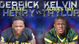 Derrick Henry &amp; Kelvin Taylor - Split Screen