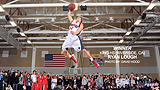 2012 Holiday Classic - Dunk Competition