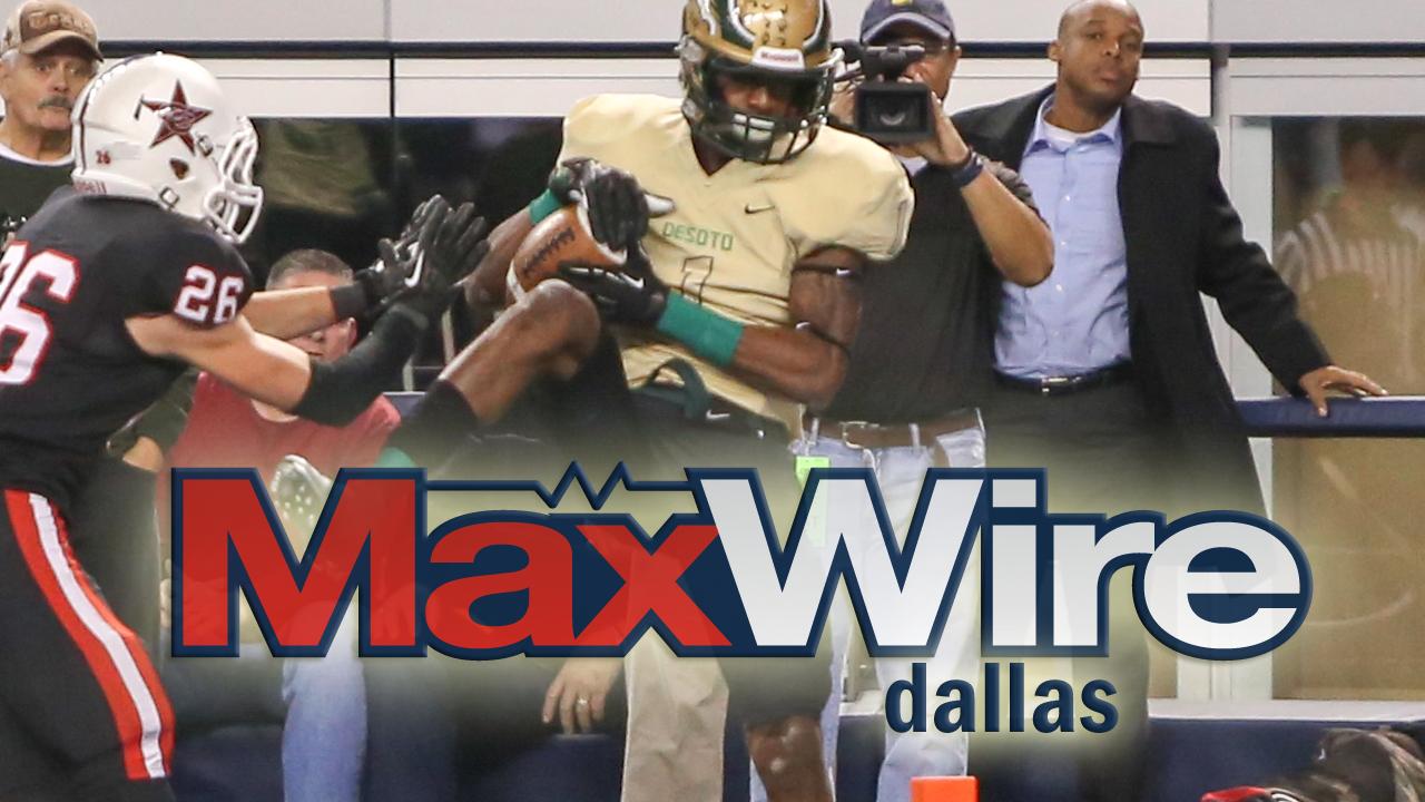 MaxWire Dallas: Top 5 Plays - November 25