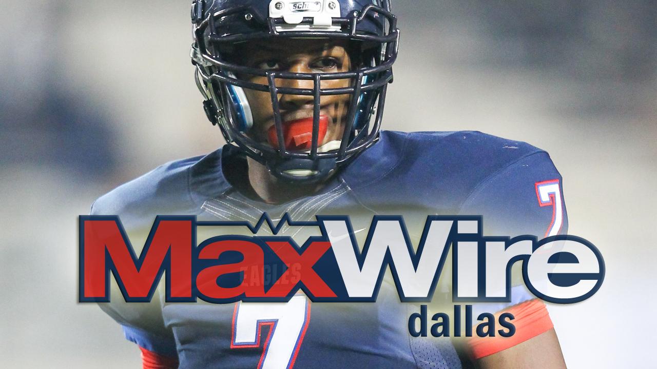 MaxWire Dallas: 5A D-I Playoffs - November 25