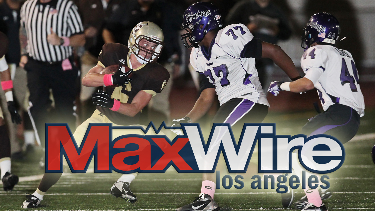 "Thumbnail url for ""MaxWire Los Angeles - November 27"""