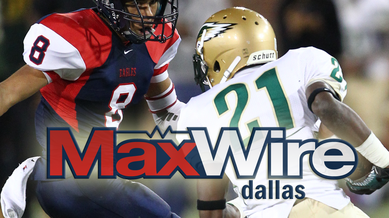 MaxWire Dallas: Allen vs. DeSoto - December 10
