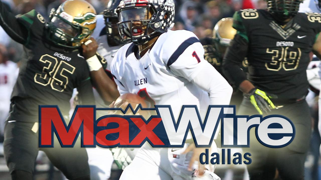 MaxWire Dallas: Primetime 5 - December 18