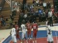 Derrick Jones trey from Donte Ali vs Boro
