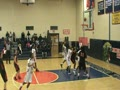 Myles Powell showing patience from three vs Cinn