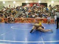 152-pound CIF wrestling finals at Westminster High